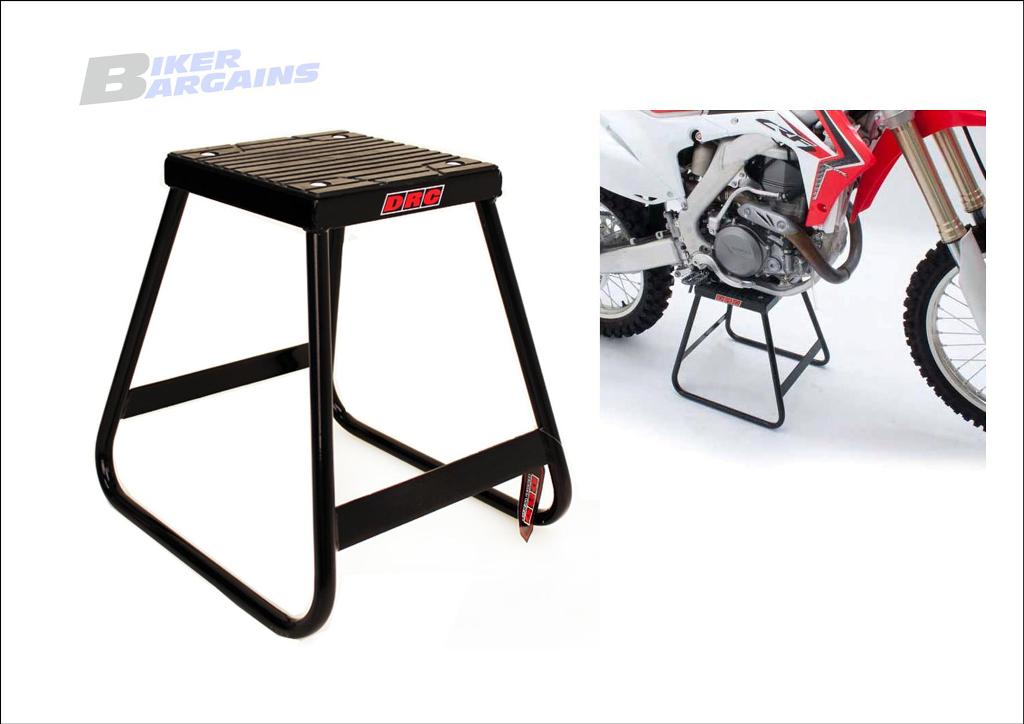 BOX STAND - STEEL MOTOCROSS 2110