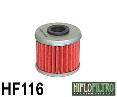 OIL FILTER HIFLO HF116 HONDA CRF250 CRF450